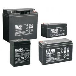 FIAMM 12v - 12Ah FGC - dimensioni 150x100x94mm