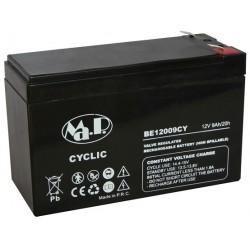 Batteria 12V 9Ah ciclica