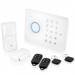 Kit antifurto Wireless Bidirezionale con combinatore GSM